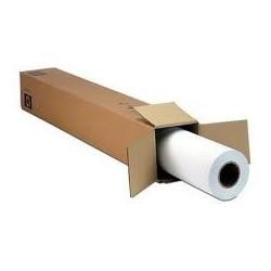 Rouleau polypropylène brillant jet d'encre HP 610 mm x 22,90 m 180 g/m² blanc