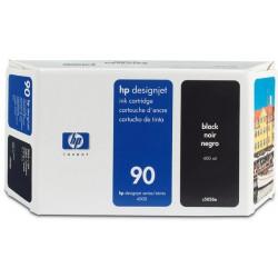 Cartouche d'encre noire HP 90 400-ml