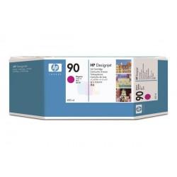 Cartouche d'encre magenta HP 90 400-ml