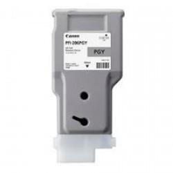 Cartouche d'encre CANON Gris Photosensible PFI-206 PGY 300ml