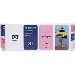 Hp 81 - cartouche d`impression -  Magenta clair