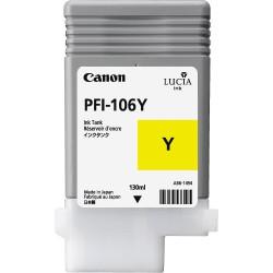 Cartouche d'encre CANON Jaune PFI-106 Y 130Ml