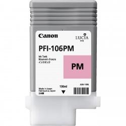 Cartouche d'encre CANON Magenta Photo PFI-106 PM 130Ml