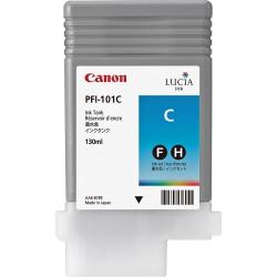 Cartouche d'encre CANON Cyan PFI-101 C 130Ml