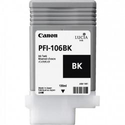 Cartouche d'encre CANON Noir PFI-106 BK 130Ml