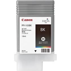 Cartouche d'encre CANON Noire PFI-103 BK 130ml
