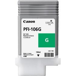 Cartouche d'encre CANON Vert PFI-106 G 130ml