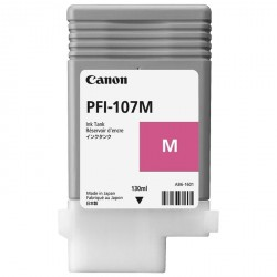 Cartouche d'encre CANON Magenta PFI-107 M 130ml