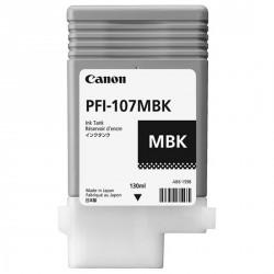 Cartouche d'encre CANON Noir Mat PFI-107 MBK 130ml
