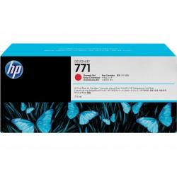 Cartouche d'encre photo Vivid HP  771C  Rouge Chromatique  - 775ml