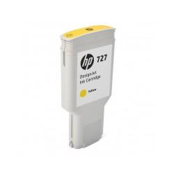 Cartouche d'encre Jaune HP 727 300ML