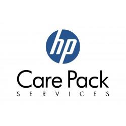Care pack  HP Designjet T1500 - A0 - avec DMR - 4 ans