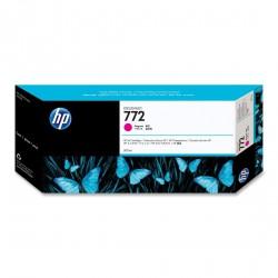 Cartouche d'encre Magenta HP 772, 300Ml