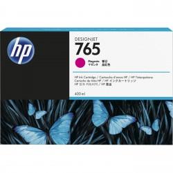 Cartouche d'encre HP 765 Magenta 400ml