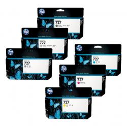 Pack Cartouche d'encre HP 727 -130 ml