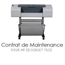 Contrat de maintenance 1 an pour HP T620