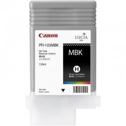 Cartouche d'encre CANON Noire Mate PFI-103 MBK 130ml
