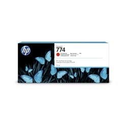 Cartouche d'encre HP 774 Rouge Chromatique 775ml