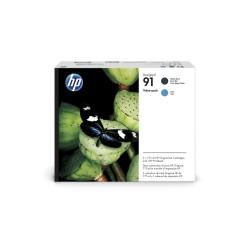 Value Pack HP 91 - Tête d'impression et Cartouches