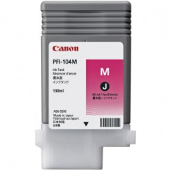 Cartouche d'encre CANON Magenta PFI-104 M - 130ml