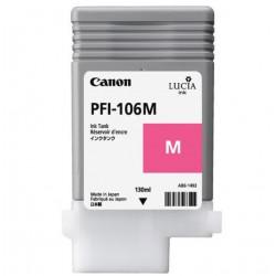 Cartouche d'encre CANON Magenta PFI-106 M 130Ml