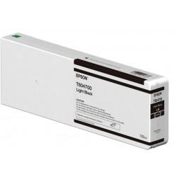Cartouche d'encre EPSON T80700 Gris - 700 ml