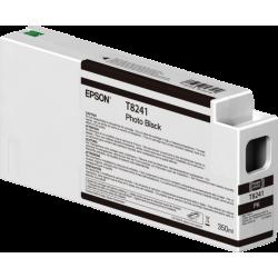 Cartouche d'encre EPSON T804100 Noir Photo - 350 ml