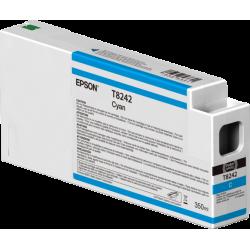 Cartouche d'encre EPSON T804200 Cyan - 350 ml