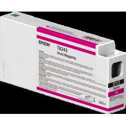 Cartouche d'encre EPSON T824300 Magenta - 350 ml