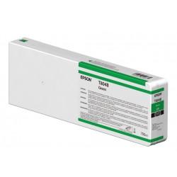 Cartouche d'encre EPSON T804B UltraChrome HDX/XD Vert -700 ml