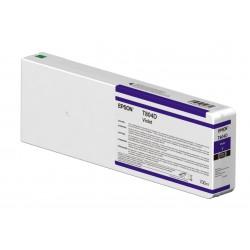Cartouche d'encre EPSON T804D  UltraChrome HDX/XD Violet  700 ml