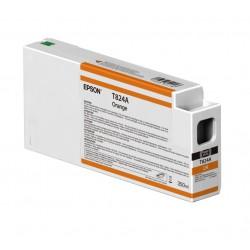 Cartouche d'encre EPSON T824A Orange  -350 ml