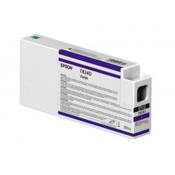 Cartouche d'encre EPSON T824D Violet 350 ml