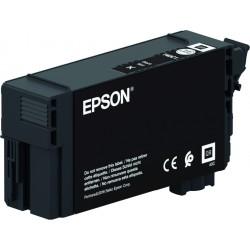 Cartouche d'encre EPSON T40D140 Noir - 50 ml