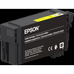 Cartouche d'encre EPSON T40D440 Jaune - 50 ml