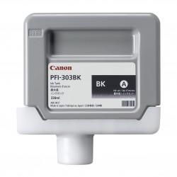Cartouche d'encre CANON PFI-303BK Noir 330ml