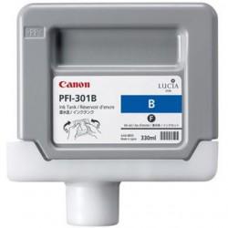 Cartouche d'encre CANON PFI-301Bleu 330ml