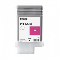 Cartouche d'encre CANON PFI-120M Magenta - 130ml
