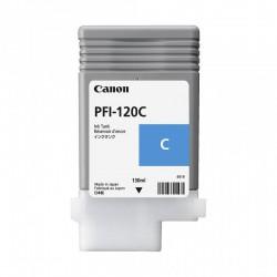Cartouche d'encre CANON PFI-120C Cyan - 130ml