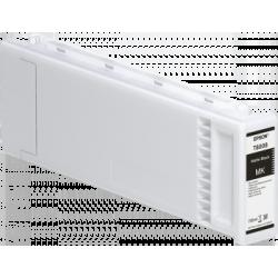 Cartouche d'encre EPSON T800800 Noir Mat - 700ml