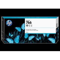 Cartouche d'encre HP 766 Gris  300ml