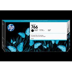 Cartouche d'encre HP 766 Noir mat  300ml