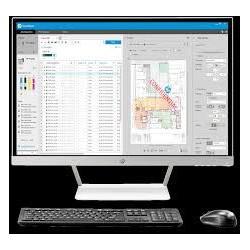 Licence sur clé USB HP  pour imprimante HP DesignJet/PageWide XL 3000