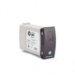 Cartouche d'encre HP 843C Cyan 400 ml