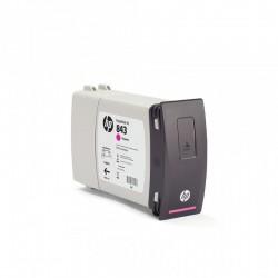 Cartouche d'encre HP 843C Magenta 400 ml