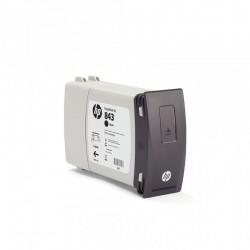 Cartouche d'encre HP 843C Noir 400 ml