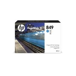 Cartouche d'encre HP 849 Cyan 400ml