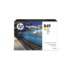 Cartouche d'encre HP 849 Jaune  400ml