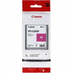 Cartouche d'encre Canon PFI-030M - Magenta - 55 ml