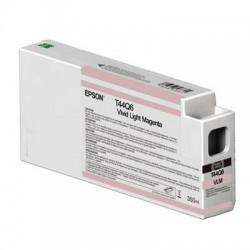 Cartouche d'encre EPSON T44Q6 Magenta vif léger  - 350 ml
